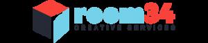 Room 34 Creative Services Logo
